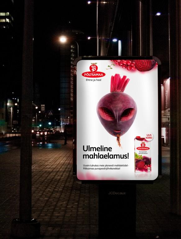 Põltsamaa Punapeedi nektar
