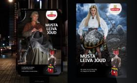 Musta leib tänas Eesti naisi Eesti eest